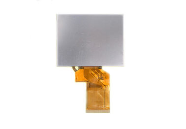 3.5 Inch TFT LCD Module High Brightness Landscape With 16 / 18 / 24 Bit Rgb Interface