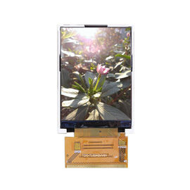 TFT LCD Display 2.4 Inch Graphics Video Display with RGB Interface